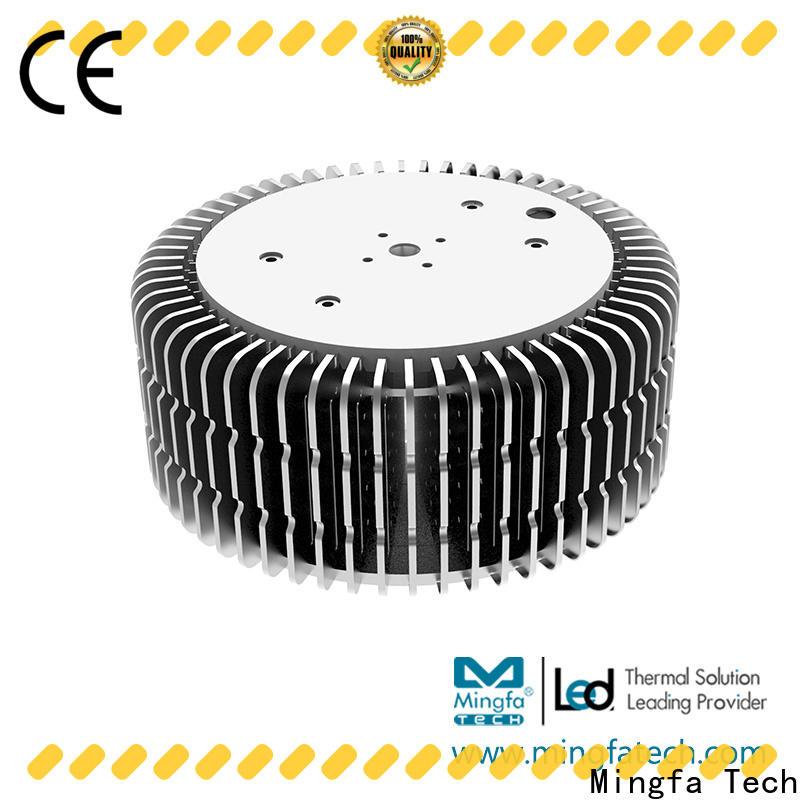 Mingfa Tech large 100 watt led heat sink supplier for indoor