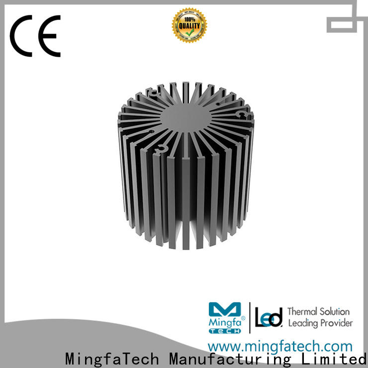 Mingfa Tech simpoled16050160100160150 mini heatsink design for bedroom