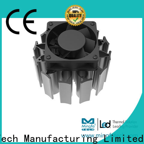 Mingfa Tech electronic heat sink supplier for roadway