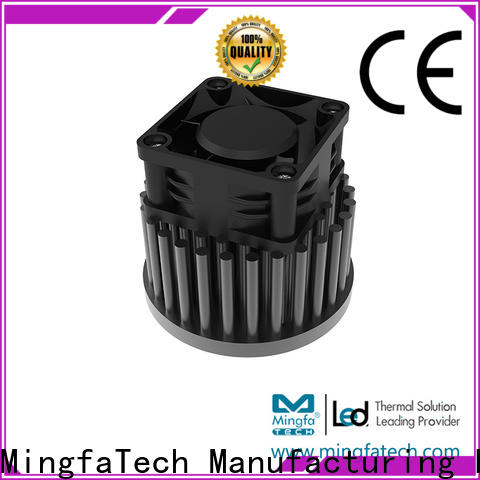 Mingfa Tech large led strip heat sink customized for horticulture