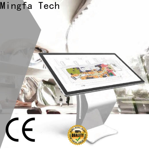 Mingfa Tech excellent digital signage personalized for station