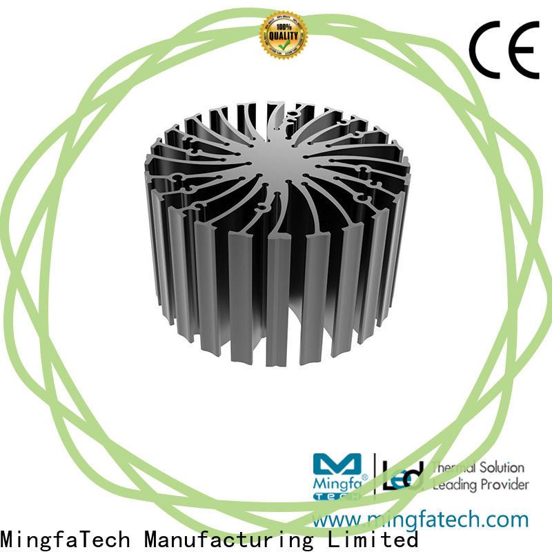 Mingfa Tech cooler 10 watt led heat sink customize for mall