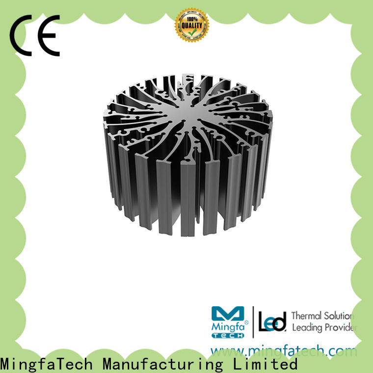 Mingfa Tech healthcare small heat sink customize for airport
