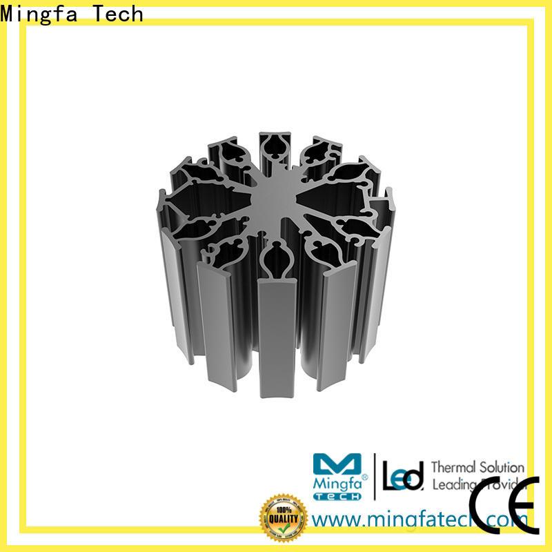 Mingfa Tech area 3w led heatsink customize for museums