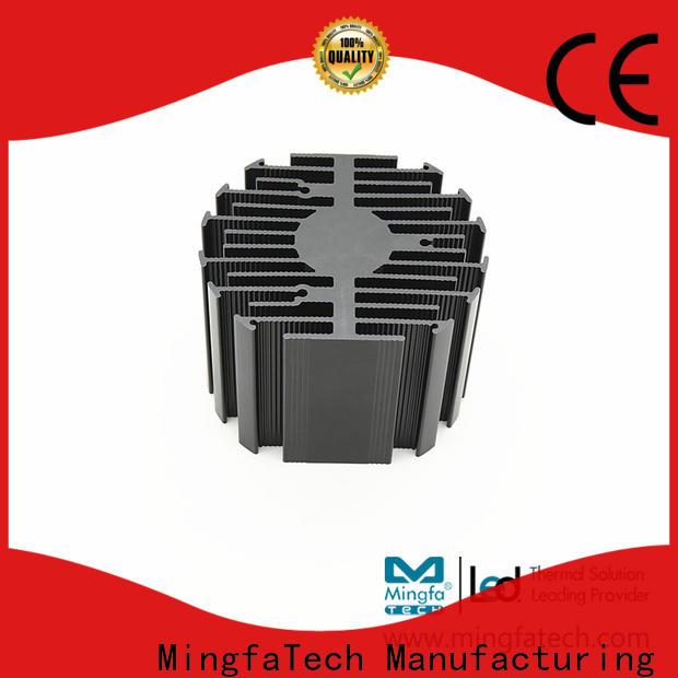 Mingfa Tech aluminum low profile heatsink manufacturer for museums
