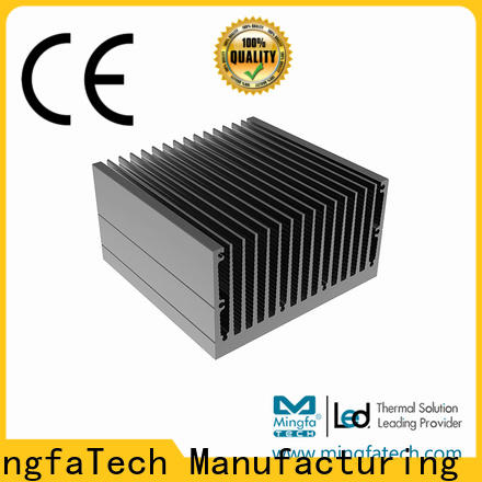 Mingfa Tech aluminium aluminum heatsinks design for parking lot