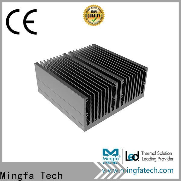 Mingfa Tech plating big heat sink supplier for retail