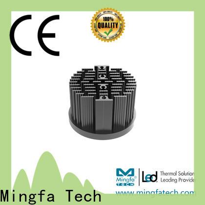 Mingfa Tech CNC machining led thermal management design for education
