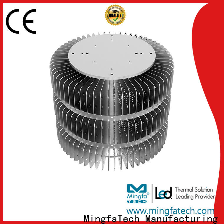 Mingfa Tech thermal solution smd heatsink manufacturer for indoor